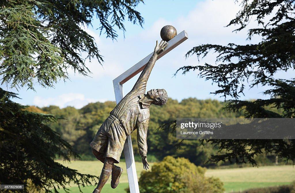 Arthur Wharton Statue Unveiling : News Photo