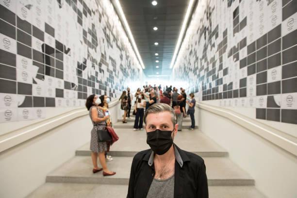 ESP: Malaga's Pompidou Center Inaugurates Eryk Pall's Intervention For MaF 2021
