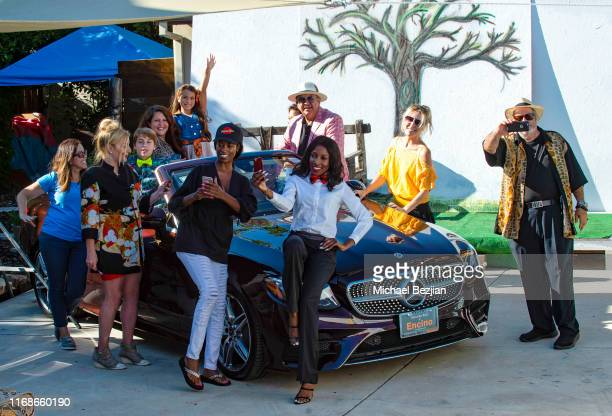 The Artists Project Giveback Day on August 16 2019 in Los Angeles California