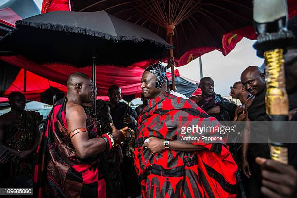 The Ashanti funeral in kumasi, is been a unique opportunity to understand the culture traditional Akan people. The Ashantis are well known for their...