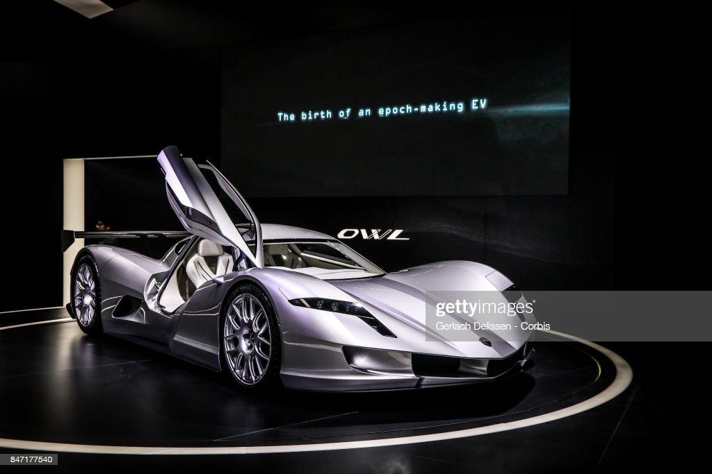 IAA Cars 2017 : News Photo