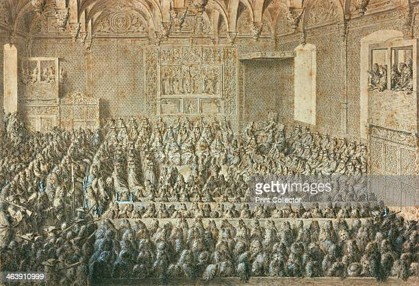 The assembly of the Sorbonne declare Henry III deposed January 1589 The Parlement of Paris brought criminal charges against King Henry III of France...