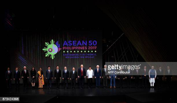 The Association of Southeast Asian Nations members Timor designated Representative Aurelio Gutteres South Korea's President Moon JaeIn Malaysia's...