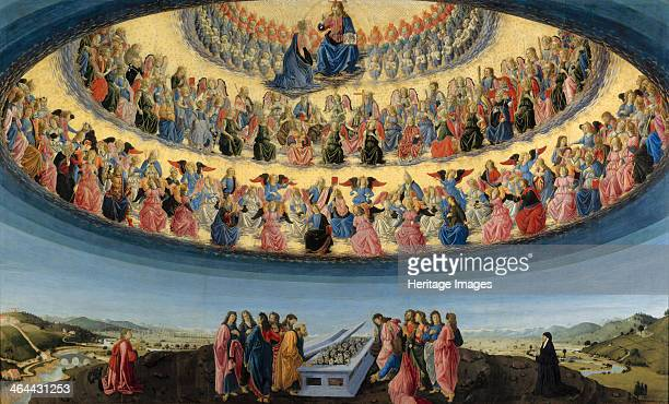 The Assumption of the Virgin ca 1475 Found in the collection of the National Gallery London