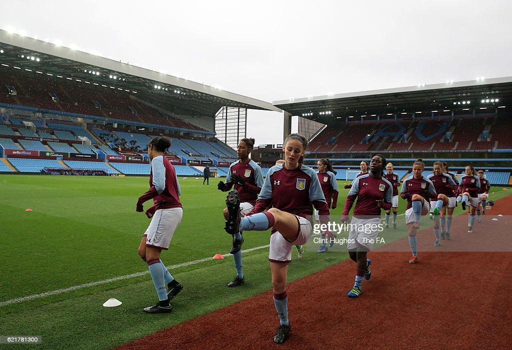 WSL 2: Durham Women v Aston Villa Ladies : News Photo