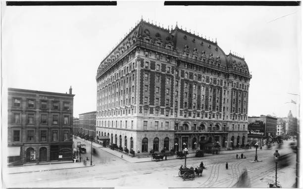 The Astor Hotel
