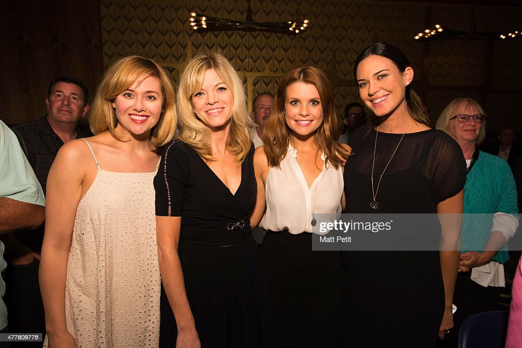 CLUB - 'The Astronaut Wives Club' - A new television drama series based on the book by Lily Koppel, focuses on seven women who were key players behind some of the biggest events in American history. As America's astronauts were launched on death-defying missions, the lives of their young wives were transformed, seemingly overnight, from military spouses to American royalty. As their celebrity rose, and tragedy began to touch their lives, they rallied together. 'The Astronaut Wives Club' premiered THURSDAY, JUNE 18 (8:00-9:00 p.m., ET) on the ABC Television Network.