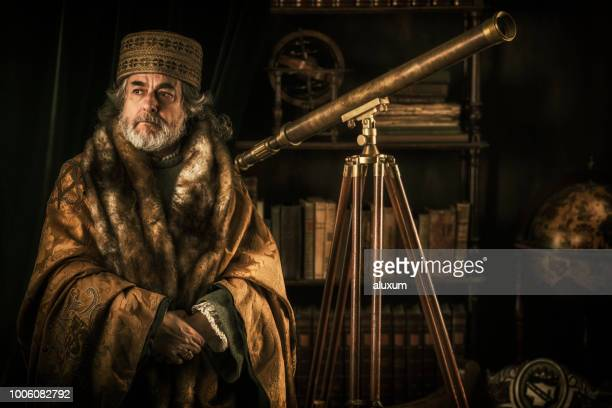 the astronomer - 17th century stock pictures, royalty-free photos & images