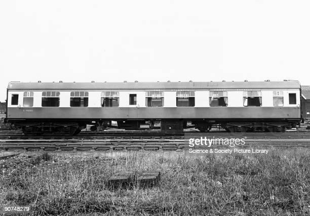 The Atlantic Coast Express British Railways Mark 1 composite coach, Brighton, Sussex, c 1950s.