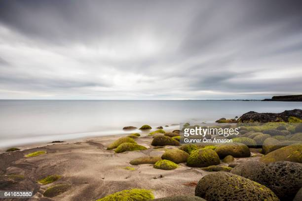 the atlantic iceland - gunnar örn árnason stock pictures, royalty-free photos & images