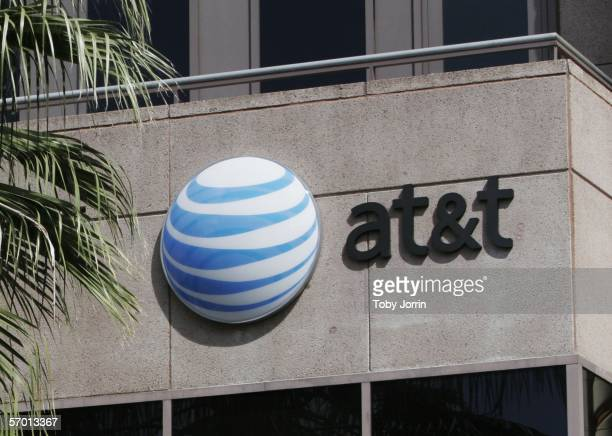 The AT&T Communications Inc. Corporate headquarters building is seen March 6, 2006 in San Antonio, Texas. AT&T announced plans to acquire BellSouth...