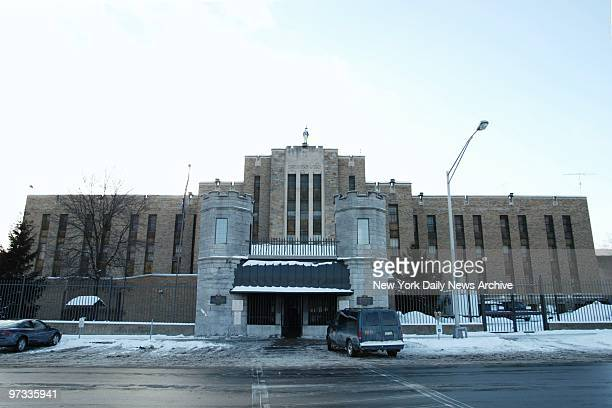 The Auburn Correctional Facility on State St in Auburn NY Robert Chambers the socalled Preppie Killer will walk out of the prison tomorrow on...