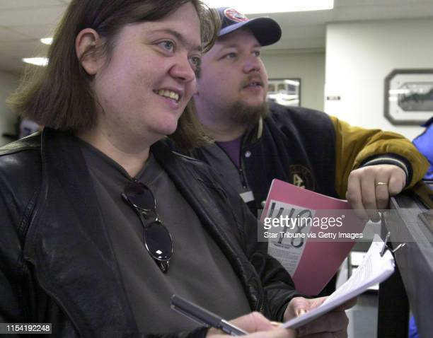 The auction for more than 600 animation cels was held at Tracy Luther Auctions and Antiques IN THIS PHOTO North St Paul Mn Sat Dec 29 2001 Tracy and...