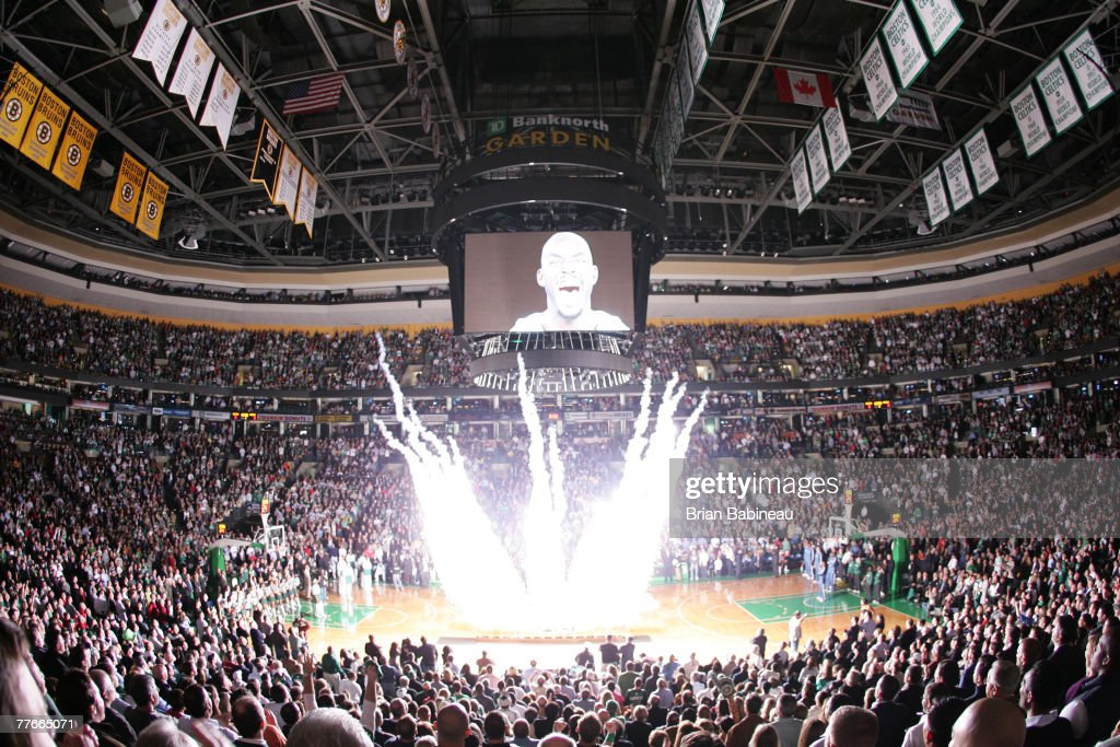 Washington Wizards v Boston Celtics : News Photo