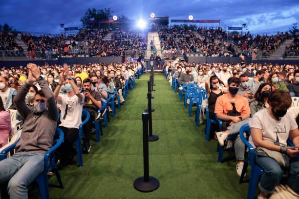 ESP: Love Of Lesbian - 'Noches Del Botanico' 2021 Festival