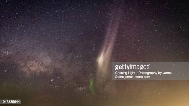 The Auroral formation known as 'Steve'