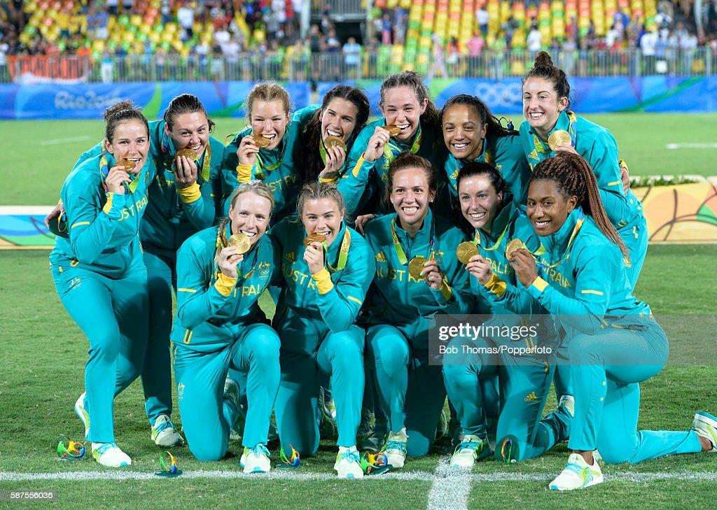 Rugby - Olympics: Day 3 : Fotografia de notícias