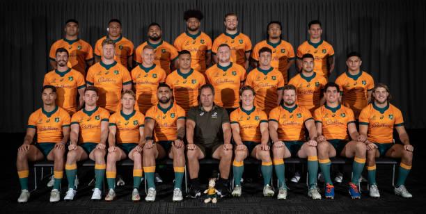 NZL: Australian Wallabies Captain's Run