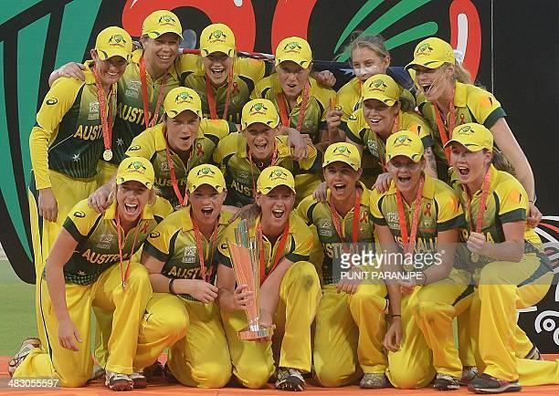 Australia Womens National Cricket Team Premium Pictures