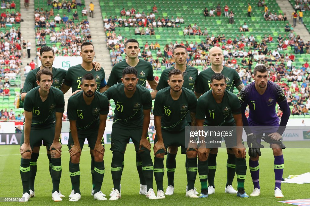 Hungary v Australia : News Photo