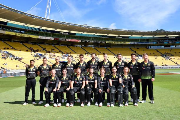 NZL: New Zealand v Australia - T20 Game 5