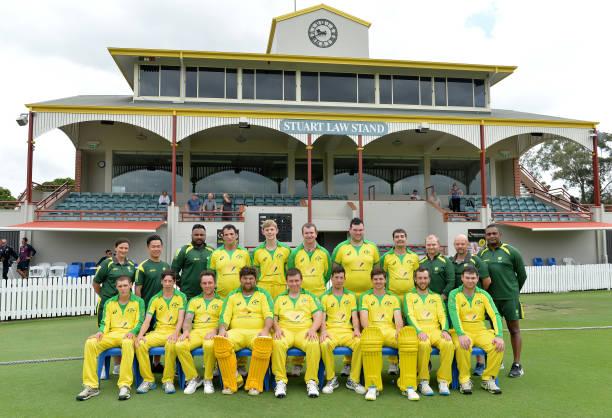 AUS: Australian Cricket Team 2019 INAS Global Games