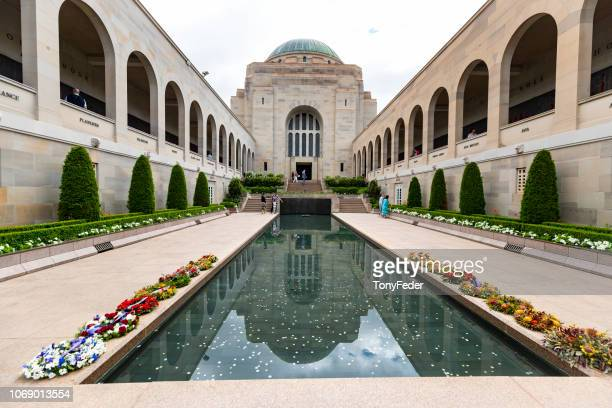 the australian war memorial - anzac soldier stock pictures, royalty-free photos & images