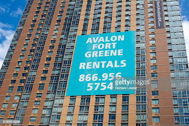 The Avalon Fort Green luxury rental building in Downtown Brooklyn in New York is seen on Saturday September 10 2011 A Canadian Medical Assoc Journal...