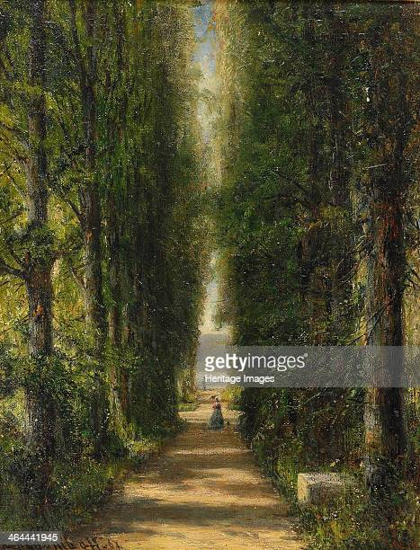 The Avenue 1867 From a private collection