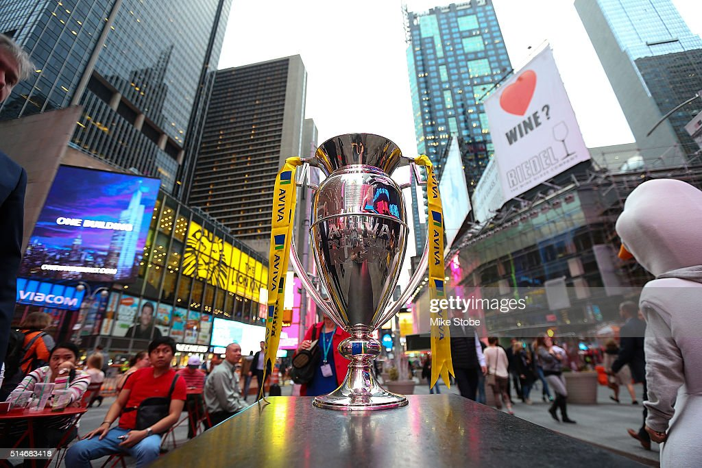 Aviva Premiership Rugby Photo call : News Photo