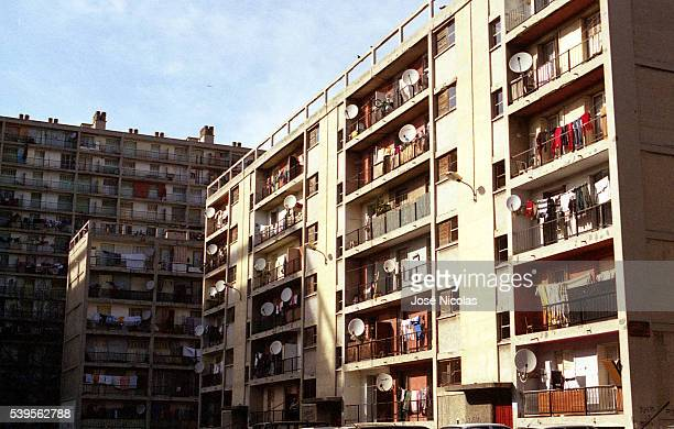 The BAC Nord of Marseille is specialized in interventions in sensitive environments as the Felix Pyat ghetto