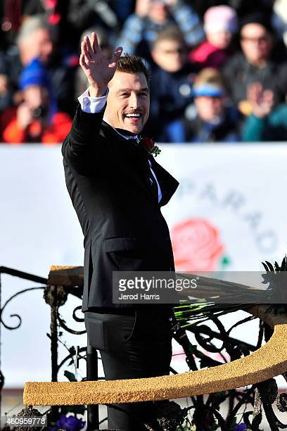 'The Bachelor' Chris Soules participates in the 2015 Tournament Of Roses Parade on January 1 2015 in Pasadena California