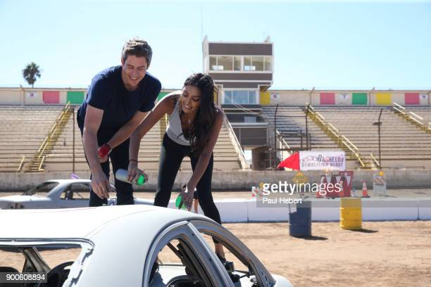 The Bachelor Episode 2202 Aries search for love gets off to a fast start with backtoback oneonone dates with Becca K and Krystal The Bachelor...