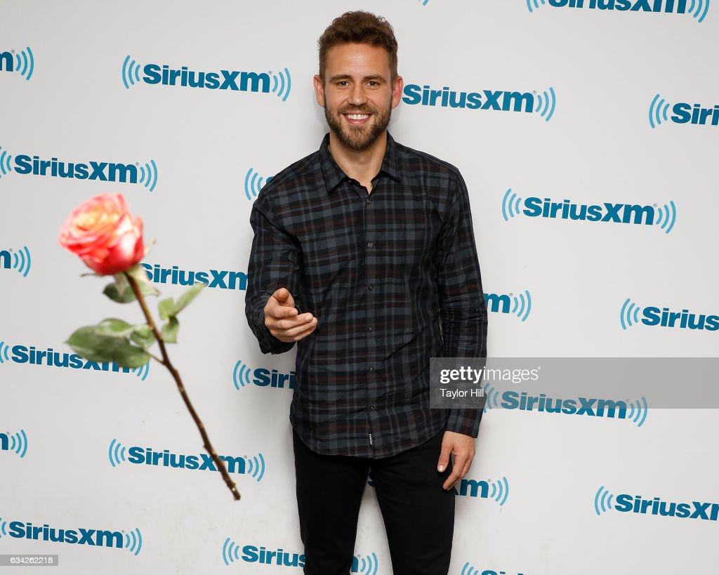 Celebrities Visit SiriusXM - February 8, 2017 : News Photo
