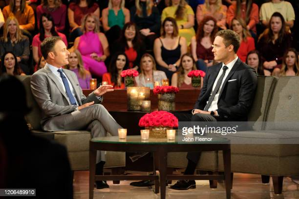 THE BACHELOR The Bachelor Season Finale Part 2 Peter Hannah Ann and Madison appeared live with Chris Harrison to talk about those tumultuous days in...