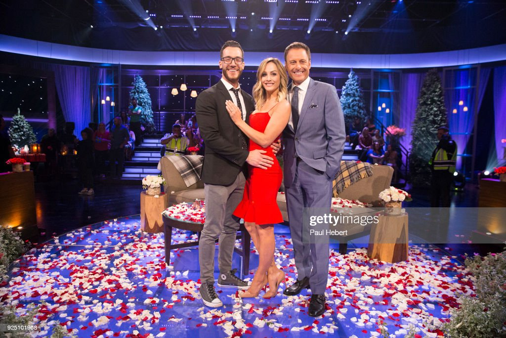 """ABC's """"The Bachelor - Winter Games"""" : News Photo"""