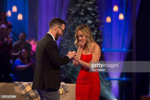 The Bachelor Winter Games: World Tells All - Immediately following the finale, after the skis and skates have been put away and all of the roses have...