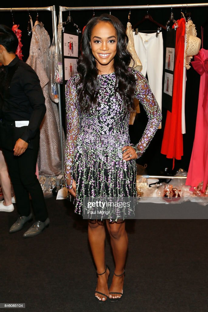 Badgley Mischka - Front Row & Backstage - September 2017 - New York Fashion Week: The Shows