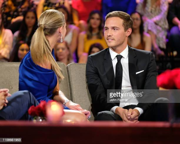 THE BACHELORETTE The Bachelorette Season Finale Part 1 Hannah's love story continues in Greece as she still has an agonizing decision to make Which...