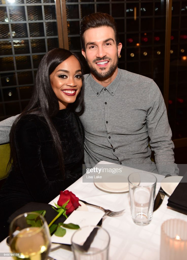 The Bachelorette's Rachel Lindsay Celebrates Birthday With Fiance Bryan Abasolo At SugarHouse Casino, Philadelphia