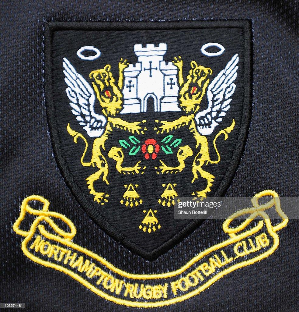 Northampton Saints Photocall : News Photo