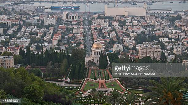 The Bahá'í World Centre is the administrative and religious center of the Baha'i Faith, located in northern Israel - Haifa and Acre. Shrine of the...