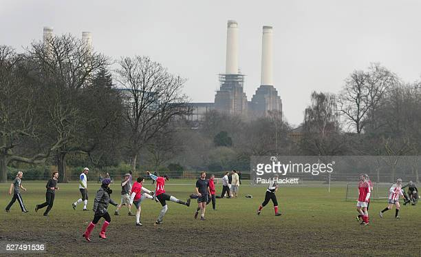 The Ball has been described as football's equivalent to the Olympic Torch Every four years The Ball kicks off from its Mount Olympus Battersea Park...
