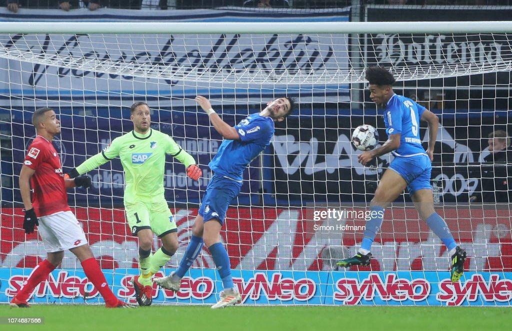 TSG 1899 Hoffenheim v 1. FSV Mainz 05 - Bundesliga : ニュース写真