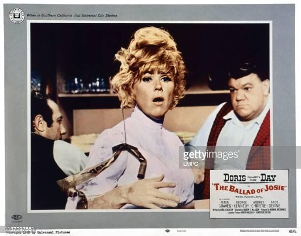 The Ballad Of Josie US lobbycard Doris Day 1967