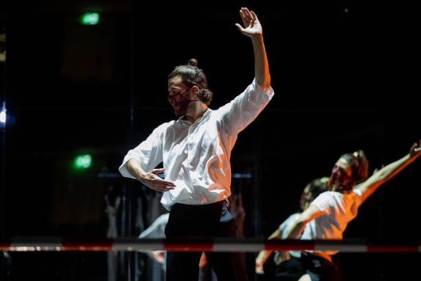 "DEU: ""Metamorphosen"" Dress Rehearsal At Gaertnerplatztheater In Munich"