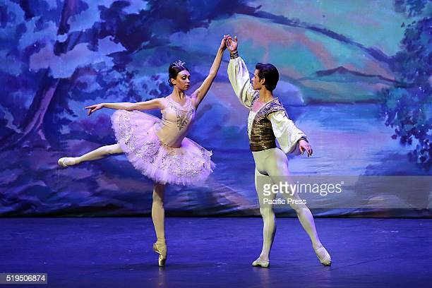 The Ballet of Moscow was performed at the Teatro Alfieri in Turin These days the play is performed and stages in several other cities The Sleeping...