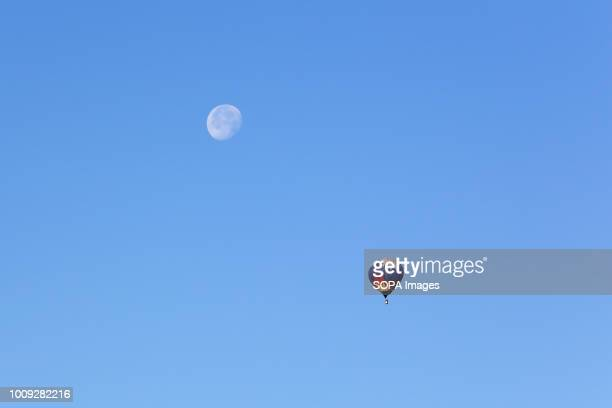 The balloon and the moon The Aeronautics championship takes place in the Nizhny Novgorod region 14 teams from Russia and Germany participate in the...