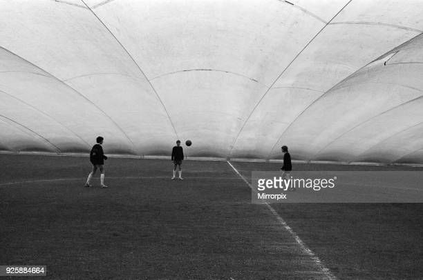 The balloon went at Filbert Street on 14th April, home of Leicester City football club, as the Second Division football club installed its...