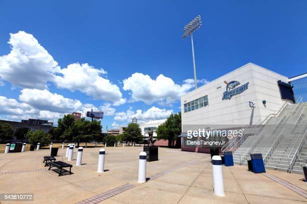 El estadio Estadio de béisbol en Harbor Yard de Bridgeport